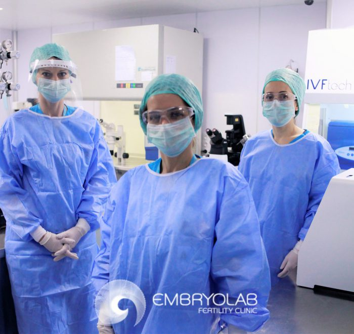 Embryolab IVF lab Embryologists